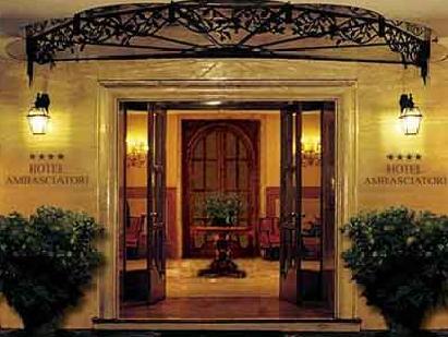 hotel ambasciatori milano