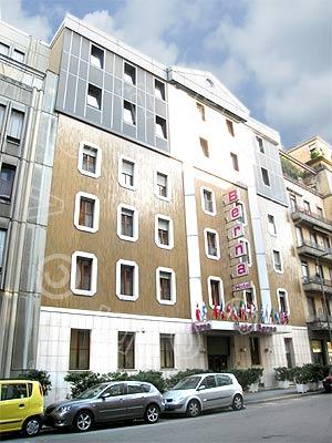 hotel berna milano