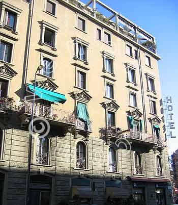 hotel virgilio milano