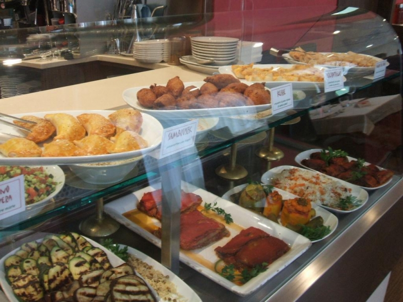 Ristorante re salomone milano ristorante for Kos milano ristorante