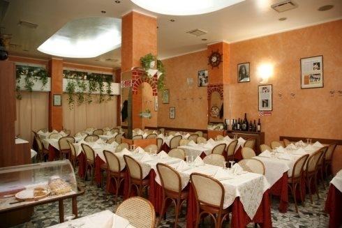 Ristorante l 39 arcata via inama milano ristorante for Ristorante l isolotto milano