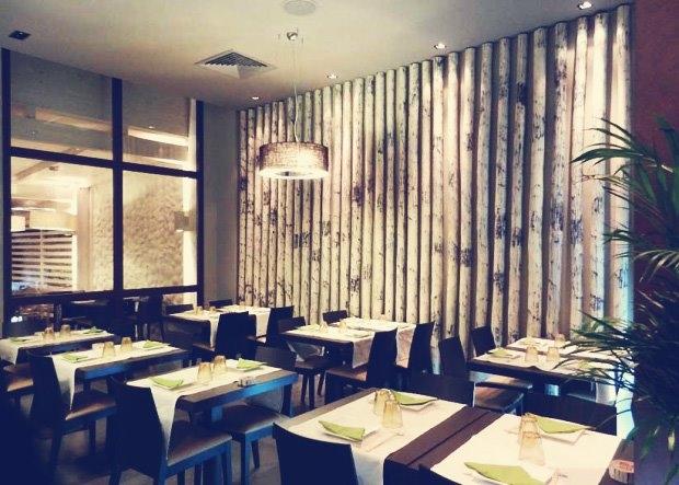ristorante su garden milano ristorante