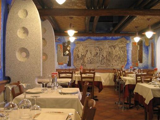 Ristorante gallura milano ristorante for Gallura arredamenti