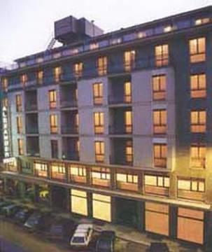 Hotel Adam Milano Via Palmanova